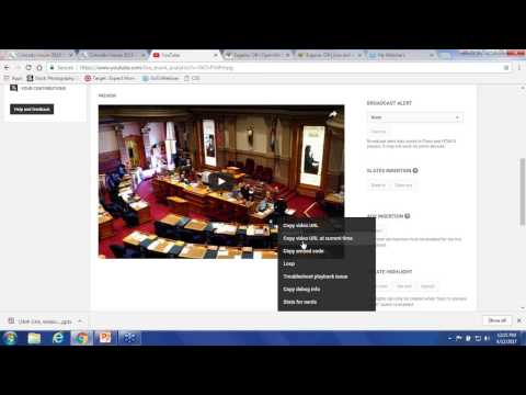 2017-04-12 Webinar: Livestream Meetings and Index Video Archives