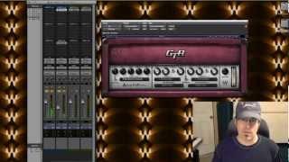 Classic Rock Hammond B3 Sound with Waves GTR