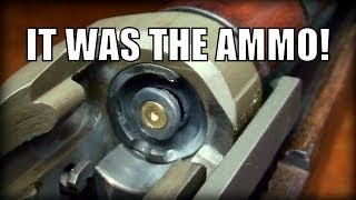 Why my M1 Garand Blew up