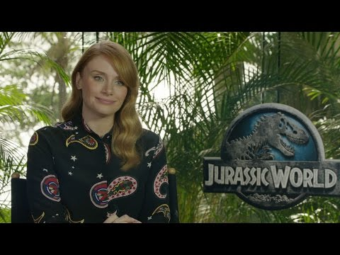 'Jurassic World 2': Bryce Dallas Howard Says No High Heels