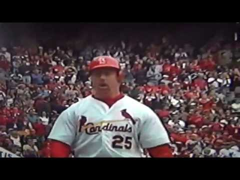 Mark McGwire 65th HR Vs Chicago Cubs 1999