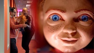 Fitzy's Terrifying Childs Play Stitch-Up