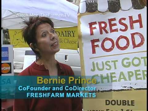 Meet The Farmer: White House Market