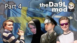 Hearts of Iron 4 - The Da9L Mod!?!? - Part 4