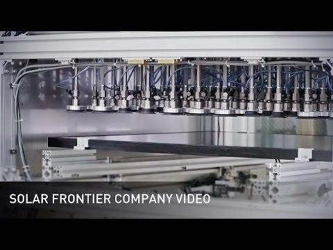 Solar Frontier Company Video