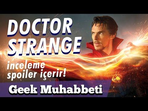 """DOCTOR STRANGE - Spoiler'lı İnceleme - """"Bir Şeyler Eksik Mi Ne?"""""""