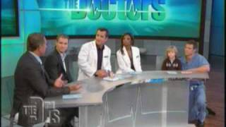 2009-01-22 - Brian Littrell & Family - The Doctors
