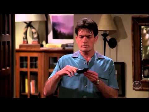 Two and a Half Men - Legendary Lost Wallet of Alan Harper [HD]