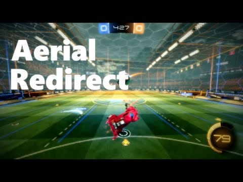 AERIAL REDIRECT! | Rocket League (Nintendo Switch)