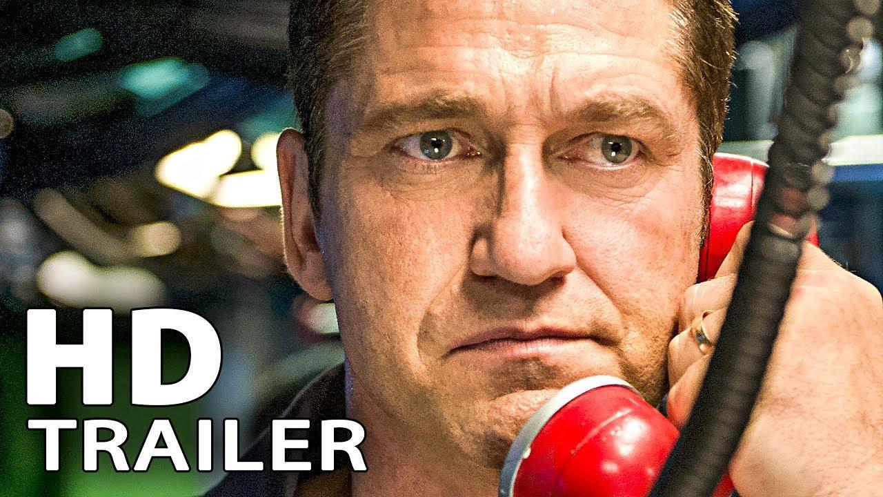 HUNTER KILLER Final Trailer (2018) Gerard Butler
