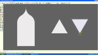 How to Draw A Medieval Ogee Arch, Method #1