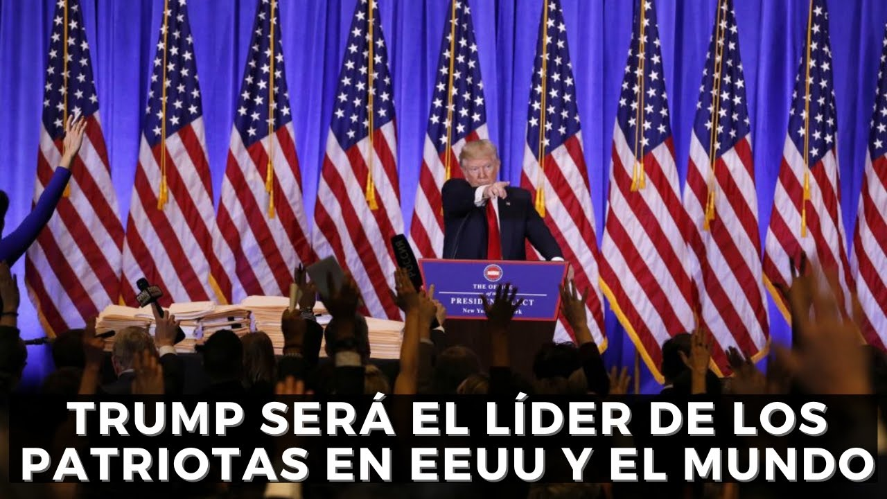 TRUMP será el líder de los patriotas en USA y el mundo | Alberto Franceschi En Vivo | Repúblicos TV