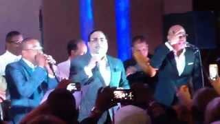 Gilberto Santarosa con La Puertorriqueña de Don Perignon