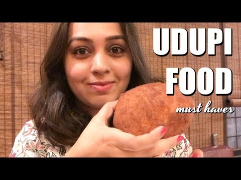 REAL UDUPI CUISINE | Best South Indian Food in Udupi, Karnataka