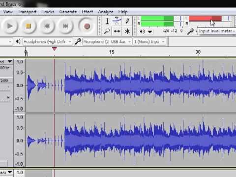 Scaricare audacity 1.3.13 gratis