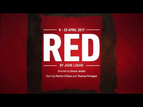 Red Trailer - Lyric Theatre Belfast
