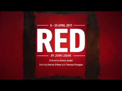 Red Trailer - Lyric Theatre Belfast