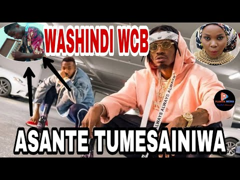 BOSCO TONES RASMI WCB /WASHINDI WASAINIWA