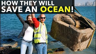 ECOncrete - This is how we save the ocean! Nas daily video