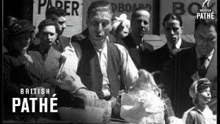 Petticoat Lane Middlesex Street (1934)
