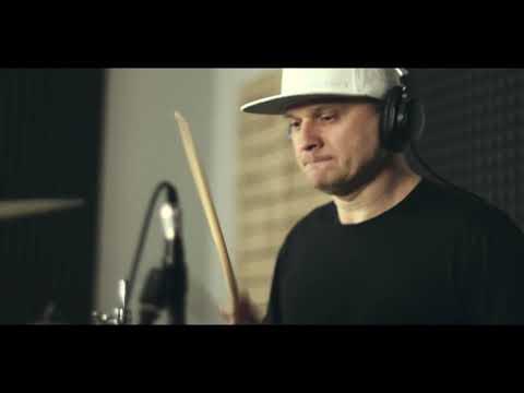 Ludwig Vintage 1978. Найк Борзов - Кислотный бог. AVSound Recording Studio. Played by Evgeniy Bordan