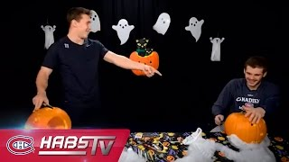 The Duel: Pumpkin Carving