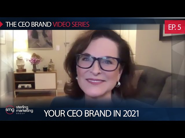 How To Develop A Winning #CEOBrand Strategy In 2021