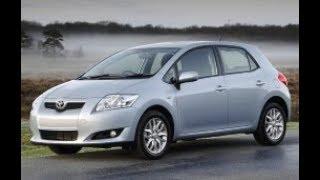 Обзор автомобиля Тойота Ярис 2008 года. Toyota Yaris Car Review 2008