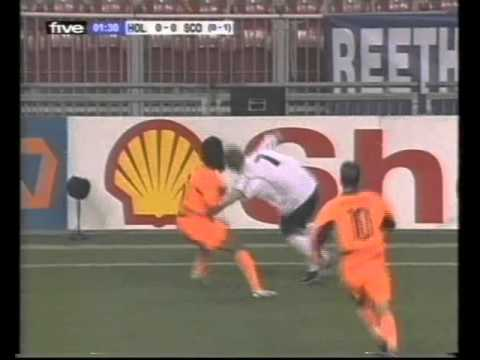 (Euro 2004 Qualifier Playoff Second leg) The Netherlands vs Scotland