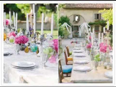 DIY Wedding Anniversary Party Decorating Ideas