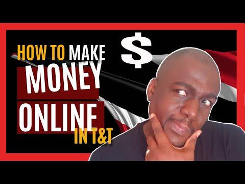7 proven ways to make money online in Trinidad and Tobago