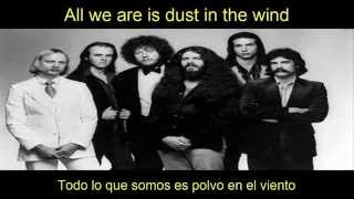 Kansas  | Dust in The Wind | Lyrics | Subtitulos en español