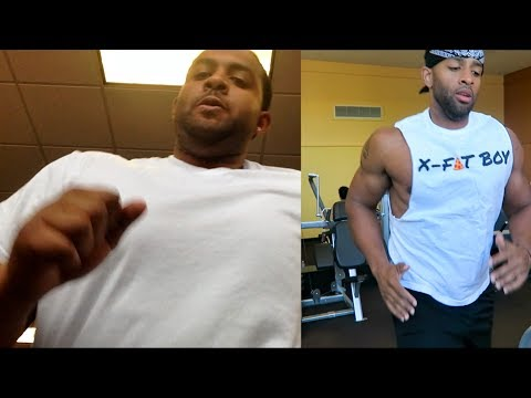 Fitness motivation – Weight loss transformation – A Lesson In Goal Setting