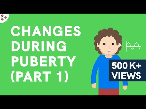 Reaching Adolescence - Changes during Puberty Part 1 - CBSE Class 8