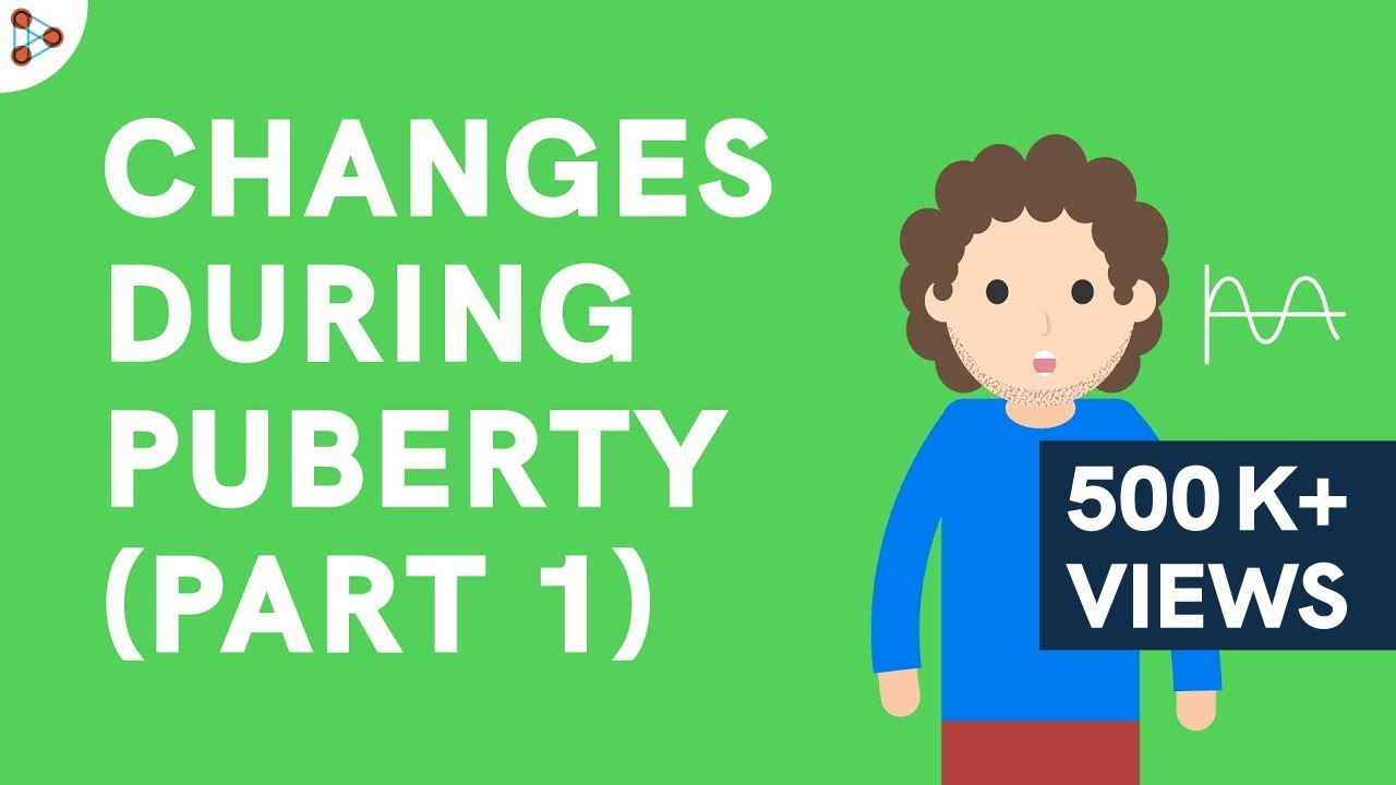 Mental changes during puberty