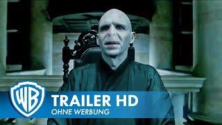 HARRY POTTER UND DIE HEILIGTÜMER DES TODES - Teil 1 - Trailer Deutsch HD German