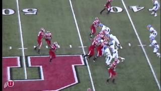 University of Utah - Football - Utah vs San Jose State - Game Clips