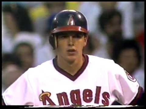 MLB - June 1986 Game - Texas Rangers VS California Angels - Don Sutton 300th Win