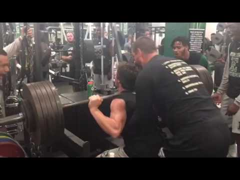 Brody Hoying Squat PR 540