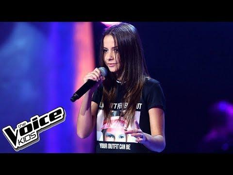 "Marcelina Szlachcic – ""Kaktus"" – Blind Auditions – The Voice Kids Poland"