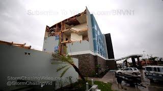 Rockport, TX Hurricane Harvey Extreme Damage - 8/26/2017