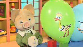 СПОКОЙНОЙ НОЧИ, МАЛЫШИ! 🐦 День птиц 🐦 Веселые мультфильмы для детей - Белка и Стрелка(Выпуск