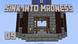 ►SATURDAY SPECIAL! | Sink Into Madness #9 | Modded Minecraft◄ | iJevin