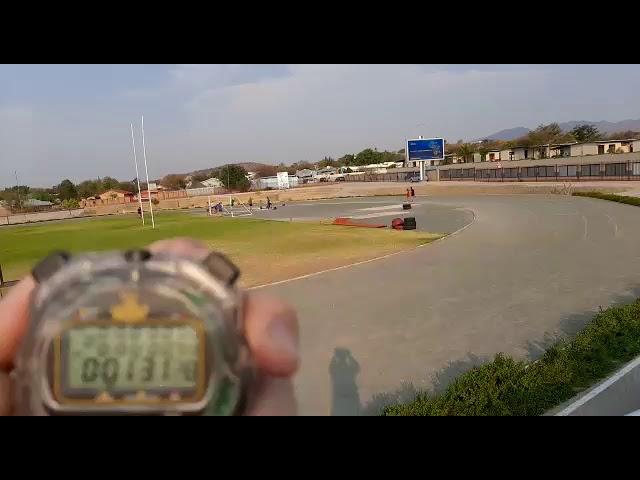 Tarietha Watson Reg 53608 15y F 800m