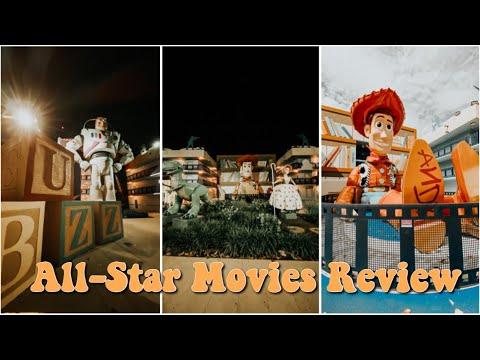 All-Star Movies Resort Review | Walt Disney World | Magically Katelyn