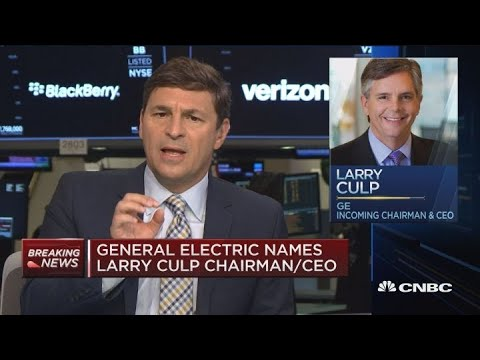 'Frustrated' GE board names Larry Culp CEO Mp3
