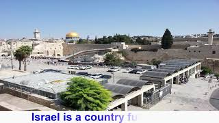 Travel to Israel with free tour