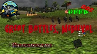 Xbox gaming- Great Battles, Medieval - |Realistic Battles?| -AP Gaming