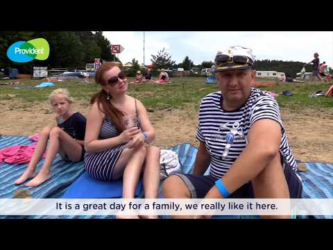 Czech Provident Family Day, June 2018