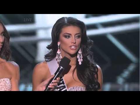 Viral Video of the Day: Miss Utah Marissa Powell's Flub